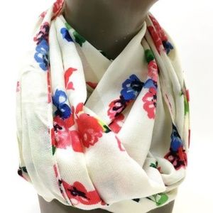 Kate Spade New York Infinity Scarf - New With Tags